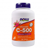 C - 500 Chewable Натурален портокалов вкус