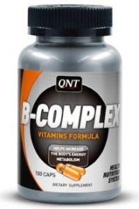 B-COMPLEX - 100 капсули, 35 лв