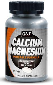 CALCIUM AND MAGESIUM - 60 таблетки, 17 лв