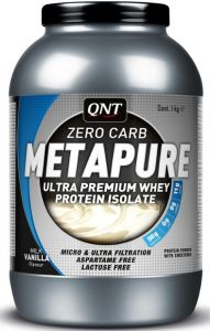 METAPURE ZERO CARBE - 1 кг,  80 лв