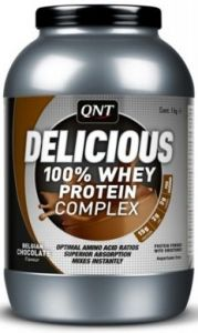 DELICIOUS WHEY PROTEIN - 2 кг, 112 лв