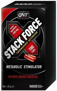 STACK FORCE - 100 капсули, 50 лв