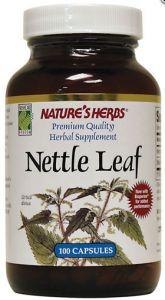 Nettle Leaf 100 caps