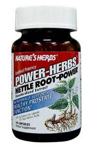 Nettle root - power 60 caps