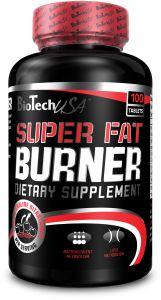 Super Fat Burner - 100 таблетки
