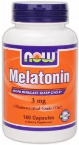 Melatonin (3mg) 180 caps