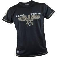 LEGAL POWER БЛУЗИ с къс ръкав