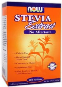 Stevia Extract 100 packets
