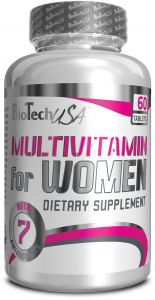 Multivitamin for WOMEN - 60tabs