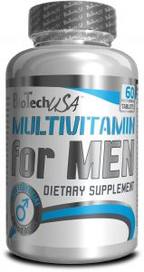 Multivitamin for Men - 60 tabs