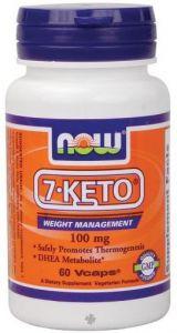 7-Keto (100 mg) 60 vcaps
