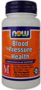 Blood Pressure Health 90 vcaps