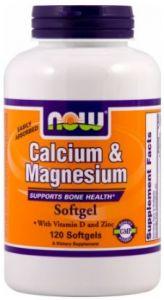 Calcium & Magnesium with Zinc & Vitamin D