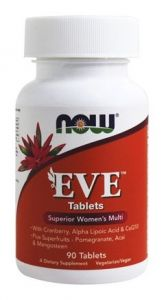 EVE  Women's multi vits - 90 tabs