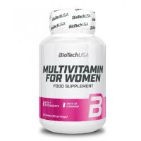 Multivitamin for WOMEN - 60tabs