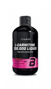 L-Carnitine 100.000 - 500ml Liquid