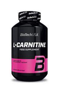 L-Carnitine 1000mg - 60 tabs