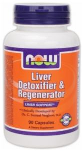 Liver Detoxifier and Regenerator 90 caps