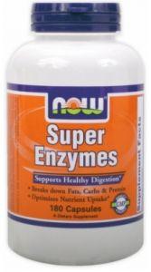 Super Enzymes 180 caps