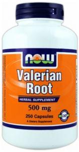 Valerian Root (500mg) 250 caps