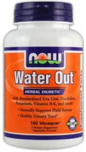 Water Out - 100 vcaps