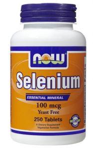 Selenium (100mcg) 250 tabs