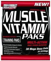 Muscle vitamin pak 30 packs