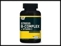 Stress b-complex + vit C - 60 caps