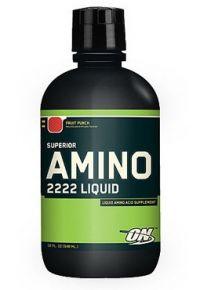 Amino 2222 - течни амино 32 oz