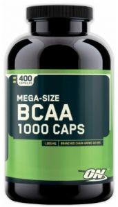 BCAA 1000 - 400 caps