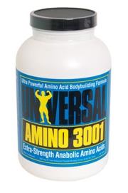 AMINO 3001 - EXTRA-STRENGHT ANABOLIC AMINO ACIDS - 160 таблетки 76 лв