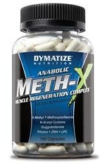 Meth-X Anabolic muscle regeneration complex - 100 caps