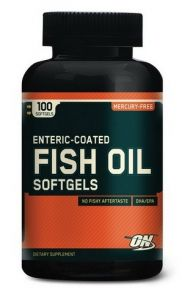 Fish Oil 180 mg - 100 sofgels