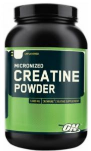 Creatine Powder Unflavored 600 gr