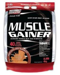 Muscle gainer - 4 kg