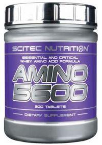 AMINO 5600 - 200 таблетки, 30 лв