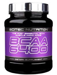 BCAA 6400 - 125 таблетки, 18 лв