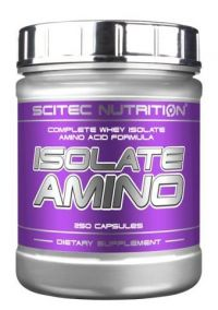 ISOLATE AMINO - 250 капсули, 25 лв
