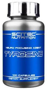 TYROSINE - 100 капсули, 18 лв