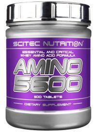 ULTRA AMINO - 500 капсули, 50 лв