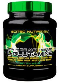 L-GLUTAMINE - 0,600 кг,