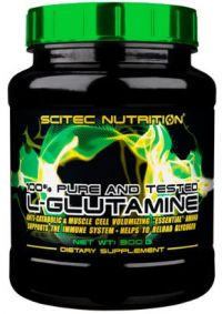 L-GLUTAMINE - 0,300 кг,