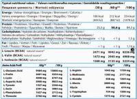 METAPURE ZERO CARBE - 1 кг,  80 лв