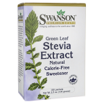 Stevia Extract 100 Pkts (Green Leaf)