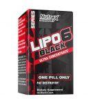 Lipo 6 Black - 120 sgels