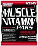 Muscle vitamin pak 30 packs
