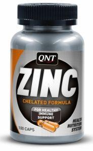 ZINC - 100 таблетки, 15 лв