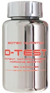 D-TEST - 120 капсули, 25 лв