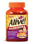 Alive Children's Immune gummies - 60 gummies